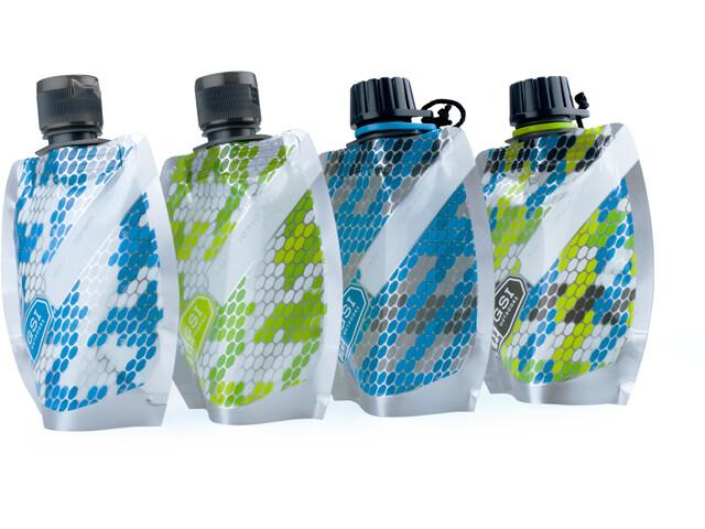 GSI Travel Bottle 4 szt.